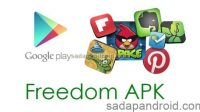 cara cheat game android dengan freedom