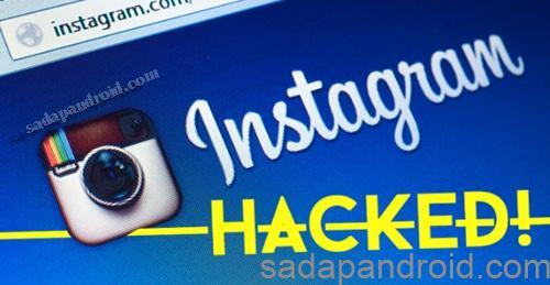 cara hack instagram orang lain