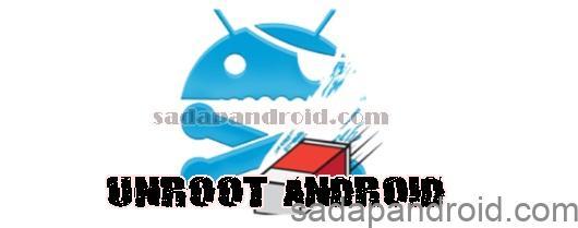 cara mengembalikan hp android yang di root