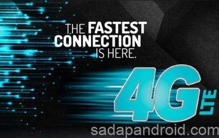 cara mengubah sinyal 3G ke 4G