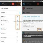 Cara Menyembunyikan File dan Aplikasi di Hp Android