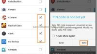 cara menyembunyikan file tanpa aplikasi