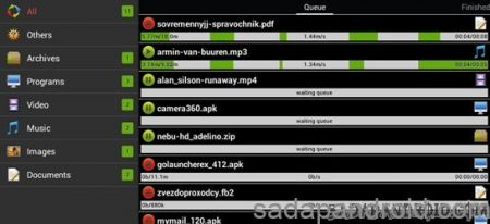 Aplikasi Mempercepat Download File dan Video Di Hp Android