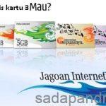 CARA GRATIS INTERNET KARTU 3 TANPA KUOTA