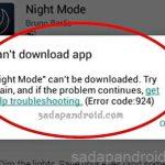 Cara Mengatasi Tidak Bisa Download Aplikasi Di Google Playstore
