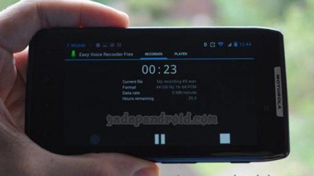 Cara Sadap Suara Panggilan Keluar Di Hp Android