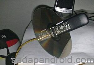 Cara menguatkan sinyal modem