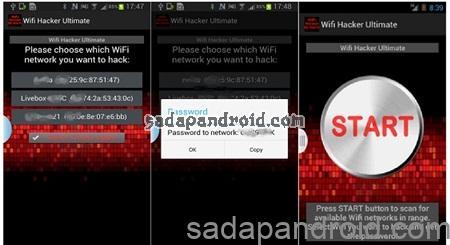 cara bobol password wifi dengan wifi hacker ultimate