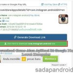 Cara Download File Aplikasi Apk Di Google Playstore Melalui Komputer