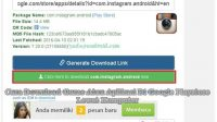 cara download apk lewat pc