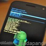 cara install ulang hp android tanpa pc