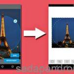 Cara Pasang DP BBM Full Tanpa Crop Di Hp Android