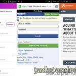 Cara Facebookan Gratis Lewat Hp Android Tanpa Root