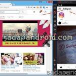 Cara Menggunakan Instagram Di PC Dengan Aplikasi