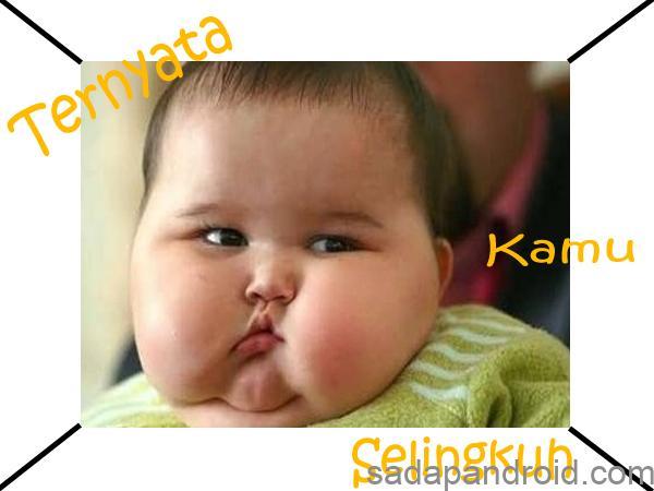gambar dp bbm bayi kata kata lucu_015 - Sadap Android