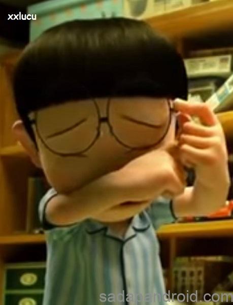 Gambar Dp Bbm Kata Kata Doraemon Dan Nobita Lucu002 Sadap Android