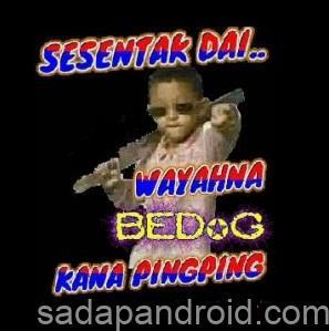 Lucu Bahasa Sunda Terbaru  Ktawa Ayo Ketawa