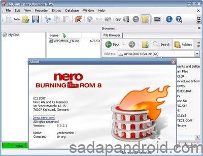 Cara Membuat File ISO Di Windows 7 Menggunakan Nero