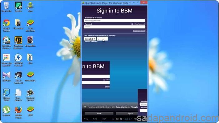 Download BBM for PC Laptop Di Windows 7 8 dan 10