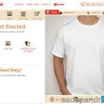 cara desain kaos online