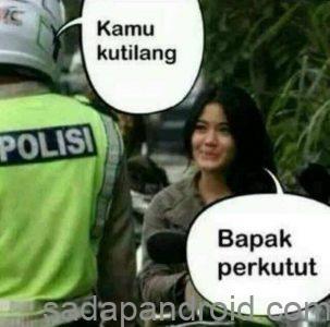 polisi ngapak jawa