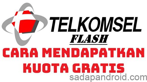 Cara Mendapatkan Kuota Gratis Telkomsel Flash Setiap Hari Terbaru 2019