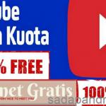 Cara Nonton Youtube Gratis Kartu Telkomsel, Xl, Axis, Tri, Dan Indosat