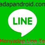 Cara menyadap aplikasi line terbaru di android