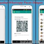 Cara Mudah Melihat Pesan Whatsapp Pacar Dengan Aplikasi Whatsweb