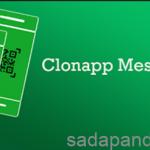Cara Menyadap Whatsapp Pacar Menggunakan Clonapp Messenger