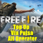Cara Top Up Diamonds Free Fire Via Pulsa All Operator 2019