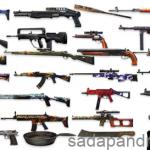 Ini Dia 5 Senjata Submachine Gun Free Fire Terbaru 2019 sadapandroid.com