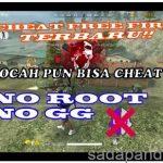 F4x Free Fire Cara Cheat Game Free Fire Terbaru