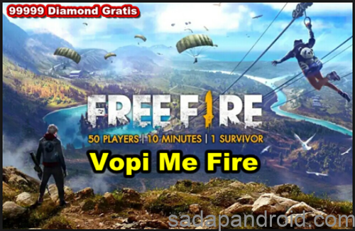 Hack Diamonds Free Fire Battlegrounds sadapandroid.com