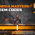 Kumpulan Kode Radeem Free Fire Indonesia Master Terbaru Maret 2019