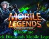 Generator Hack Diamonds Mobile Legends 2019