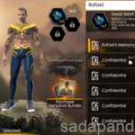 Download Free Fire Advance Server Apk, Dapatkan Carakter Rafael Dan Diamonds Gratis