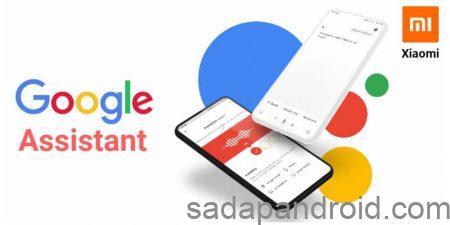 Google Assistant Xiaomi