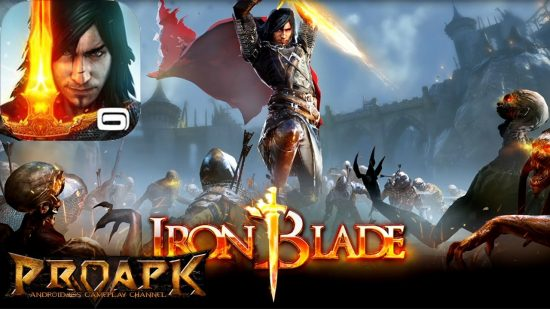 Iron Blade Legends