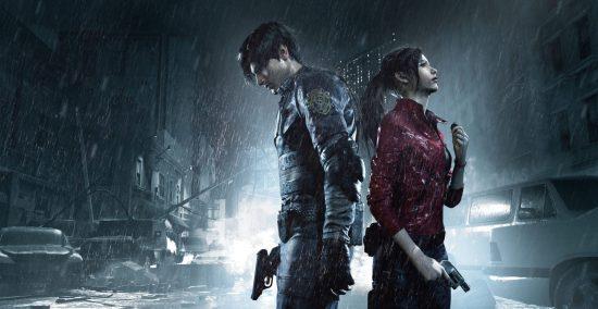 Resident Evil Remake 2