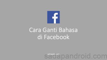 bahasa facebook