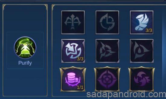 build granger emblem