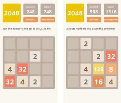 game asah otak 2048