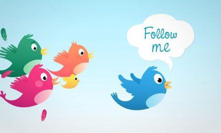 cara menambah follower twitter
