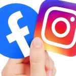 cara menghubungkan facebook ke instagram di android