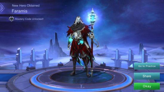 Faramis Mobile Legends