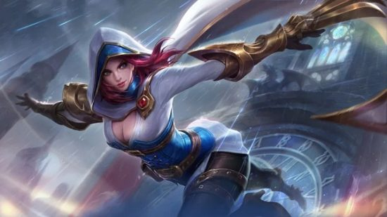 Panduan Natalia Mobile Legends dan Build Itemnya