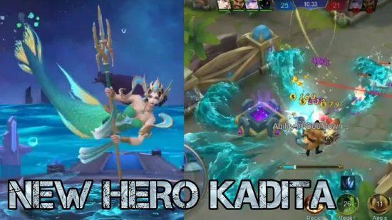Cara Menggunakan Kadita Mobile Legends dan Item Build-nya
