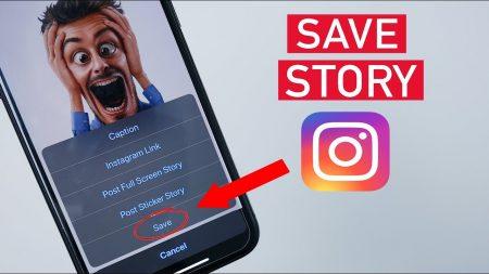 Cara Download Instagram Story Orang Lain Lewat HP Android