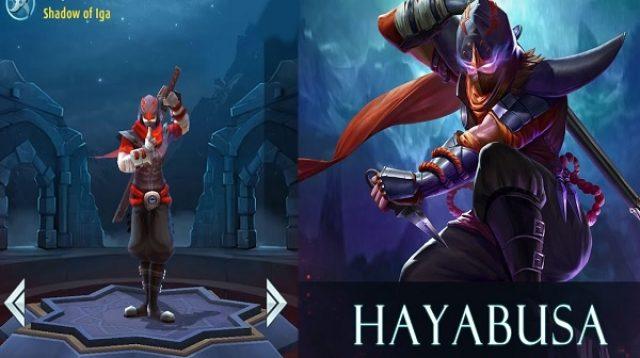 Seputar Hayabusa Mobile Legends dan Tips Memainkannya